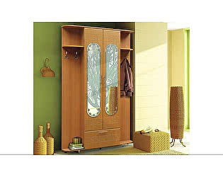Шкаф для прихожей Аджио Ника, МДФ