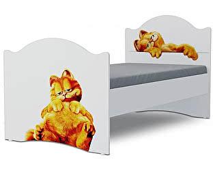 Детская кровать Klukva Гарфилд Эксклюзив KХ-16