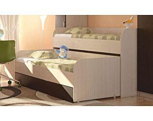 Детская кровать Стиль Мийа-2 2-х уровневая