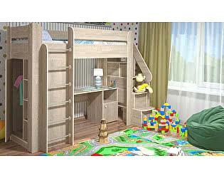 Кровать-чердак Стиль Мийа-4