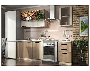 Кухонный гарнитур Стиль Вика (композиция 5)