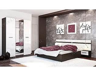 Модульная спальня Горизонт Ненси
