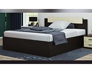 Кровать Рада Соната 1600 x 2000 с ЛДСП настилом