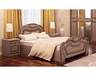 Кровать Миф Александрина, ясень 160х200
