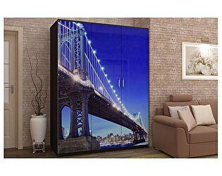 Шкаф Регион 58 Мост МДФ с фотопечатью
