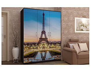 Шкаф Регион 58 Париж МДФ с фотопечатью