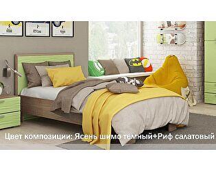 Кровать Santan Лотос КР-805/КР-805-К (90х200)