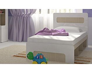Кровать Палермо с подъемным механизмом 90х200