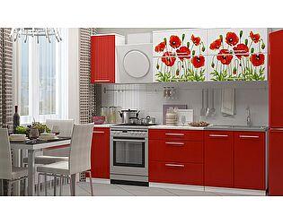 Кухня с фотопечатью Миф Маки 2 м