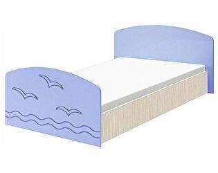 Купить кровать Миф Юниор-2 80, глянец