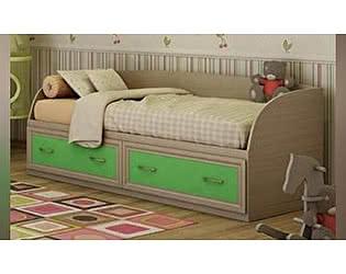 Детская кровать Рада Юниор с ящиками на 800