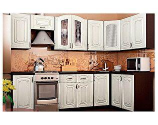 Угловая кухня VitaMebel Dolce Vitа-22у, МДФ глянец