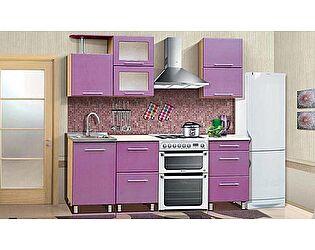 Кухня VitaMebel Dolce Vitа-10, МДФ металлик
