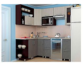 Угловая кухня VitaMebel Dolce Vitа-18, МДФ матовый