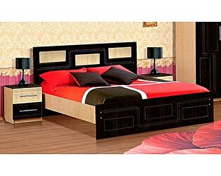 Кровать VitaMebel Vivo-5 (МДФ матовый) 160х200