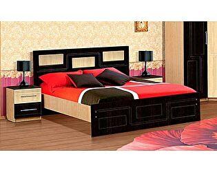 Купить кровать VitaMebel Vivo-5 (МДФ матовый) 140х200