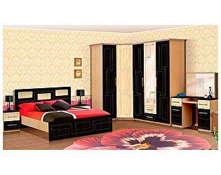 Купить спальню VitaMebel Vivo-5, МДФ матовый