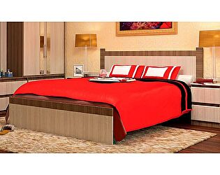 Кровать VitaMebel Vivo-10 (160х200), ЛДСП