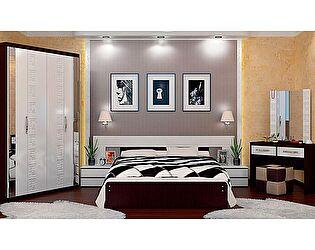 Купить спальню VitaMebel Vivo-11, МДФ глянец