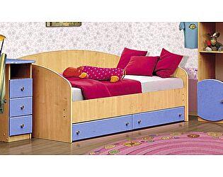 Купить кровать VitaMebel Vitamin Д (90х190), МДФ матовый