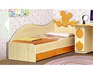 Кровать-софа с ящиками VitaMebel Vitamin К (90х190)
