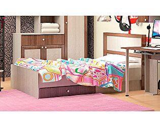 Детская кровать с ящиком VitaMebel Vitamin 1 (90х190)