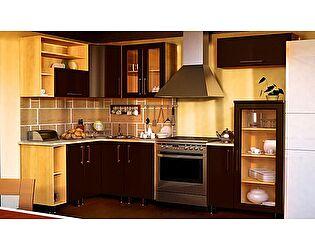 Угловая кухня VitaMebel Dolce Vitа-19, МДФ глянец
