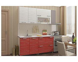 Купить кухню Регион 58 Техно  1.6 м МДФ (глянец)