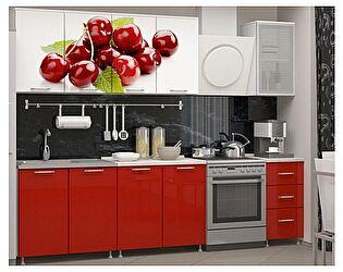 Кухня с фотопечатью Миф Вишня 2,0 м ЛДСП