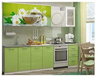 Кухня с фотопечатью Миф Ванильный чай 2,0 м