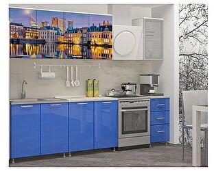 Кухня с фотопечатью Миф Гаага 2,0 м