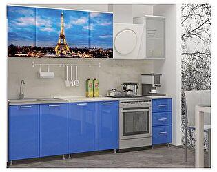 Кухня с фотопечатью Миф Париж 2,0 м