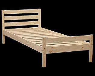 Кровать детская Аджио ЭКО-8 из массива 70/140
