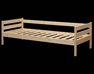 Кровать-софа детская Аджио ЭКО-9 из массива 80/170