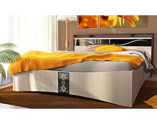 Кровать двуспальная Стиль Вега КР-02 (160х200)