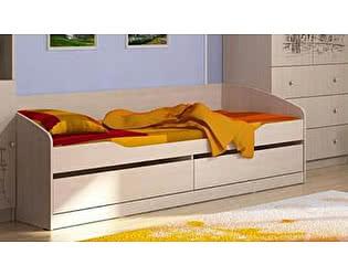 Кровать Стиль Мийа-3 КР-313 (80х200) без фотопечати