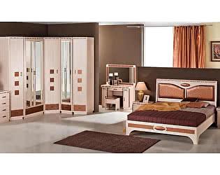 Модульная спальня Кэри Gold (композиция 2)