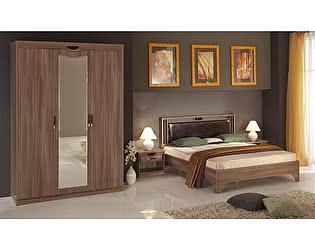 Модульная спальня Уфамебель Сьюзан, ясень шимо