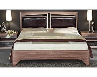 Кровать Уфамебель Анжелина 160 с подъемным механизмом
