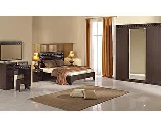 Спальня модульная Уфамебель Вирджиния