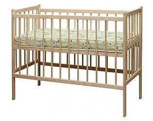 Кровать детская Аджио ЭКО-5, 60х120