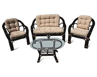 Купить  комплект садовой мебели Tetchair Marcos