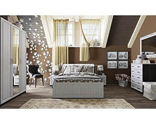 Модульная спальня Браво Прага (композиция 1)