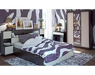 Модульная спальня Браво Бася (композиция 1)