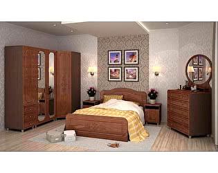 Модульная спальня Браво Фиеста (композиция 6)