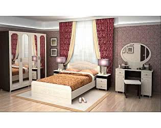 Модульная спальня Браво Фиеста (композиция 4)