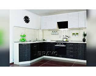 Модульная кухня Браво Валерия-М-01 (композиция 2)