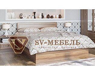 Двуспальная кровать SV-мебель Вега ВМ-15 (160 х 200)