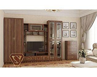 Купить гостиную SV-мебель Вега, композиция 2