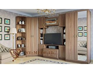 Купить гостиную SV-мебель Вега, композиция 3